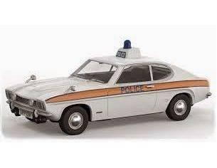 Corgi VA13304 FORD CAPRI MK1 3000 GT POLICE 1/43 Modellino