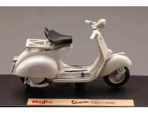 Maisto MI3134 VESPA 150 1956 1:18 Modellino