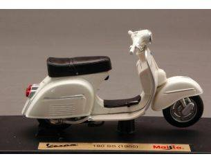 Maisto MI4331 VESPA 180 SS 1965 CREAM 1:43 Modellino