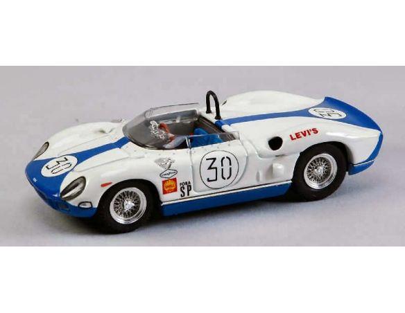 Art Model AM0188 FERRARI 330 P N.30 SEBRING 1965 HILL-RODRIGUEZ 1:43 Auto Competizione