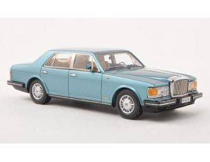 Neo Scale Models NEO44171 BENTLEY MULSANNE 1980 LIGHT BLUE METALLIC 1:43 Modellino