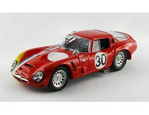 Best Model 9529 ALFA ROMEO TZ2 SPA 1967 n.30 1/43 Modellino