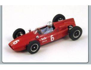 Spark Model S3512 COOPER T53 R.PENSKE 1961 N.6 8th US GP 1:43 Modellino