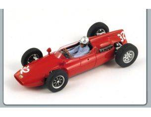 Spark Model S3514 COOPER L.BANDINI 1961 N.32 RETIRED GERMAN GP 1:43 Modellino