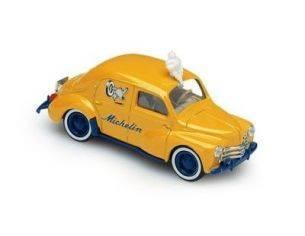 Solido 82102 RENAULT 4 CV '54 MICHELIN 1/43 Modellino