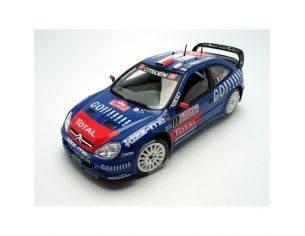 Solido 902108 CITROEN XSARA WRC CHRONOS MC'06 1/18 Modellino