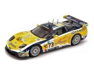 Spark Model S0169 CORVETTE C 5 R N.73 LM 2007 1:43 Modellino