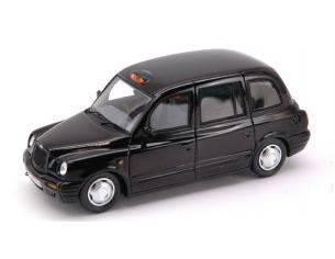 Spark Model S0279 LONDON TAXI TX 1 2002 BLACK 1:43 Modellino