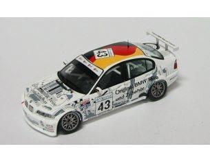 Spark Model S0402 BMW 320 I D.MULLER ETCC 2002 1:43 Modellino