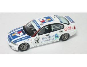 Spark Model S0409 BMW 320 I N.26 D.Huisman 1:43 Modellino