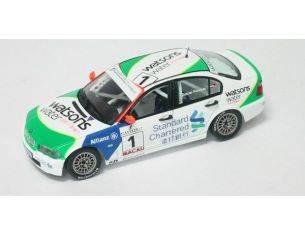 Spark Model S0419 BMW 320 I N.1 D.Huisman 1:43 Modellino