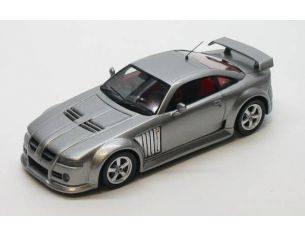 Spark Model S0438 MG SVR 2004 SILVER 1:43 Modellino