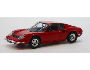 Spark Model S0557 LIGIER JS 2 PROTOTYPE RED 1:43 Modellino