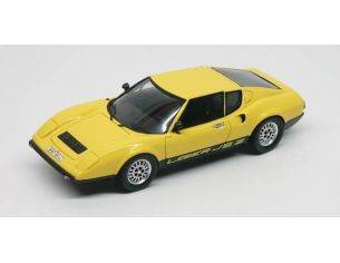 Spark Model S0558 LIGIER JS 02 1972 YELLOW 1:43 Modellino
