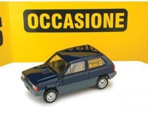 Brumm BM0386-02K0 FIAT PANDA 30 1980 Km 0 BLU SMALTO 1:43 Modellino