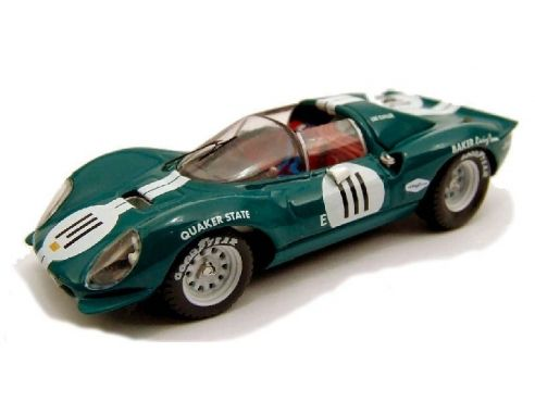 Art Model AM0193 FERRARI DINO 206 S N.111 SCCA SELMA IN ALABAMA 1967 LEE CUTLER 1:43 Modellino