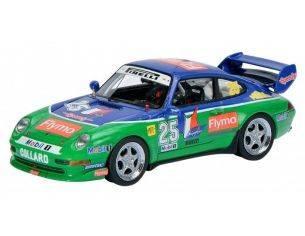 Schuco 8881 PORSCHE 911 CUP n.25 1996 1/43 Modellino