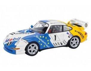Schuco 8882 PORSCHE 911 CUP n.1 'VIP' 1996 1/43 Modellino
