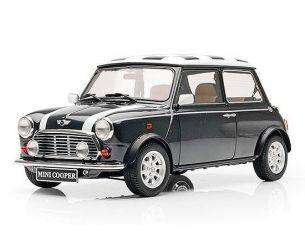Premium Classixxs 10355 MINI COOPER CHECKERED FLAG 1/12 Modellino