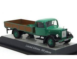 Premium Classixxs 12651 MB 1213 BOX TRUCK GREEN 1/43 Modellino