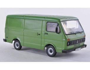 Premium Classixxs 13300 VW LT28 BOX VAN GREEN 1/43 Modellino