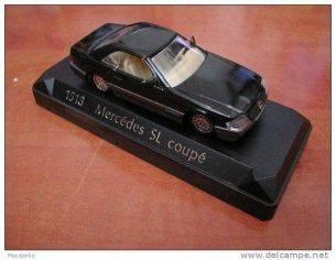 Solido 1518 MERCEDES SL COUPE 1/43 Modellino