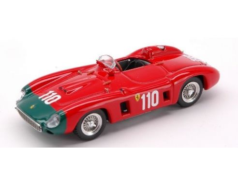 Art Model AM0195 FERRARI 860 MONZA N.110 4th T.FLORIO 1956 O.GENDEBIEN-H.HERMANN 1:43 Modellino