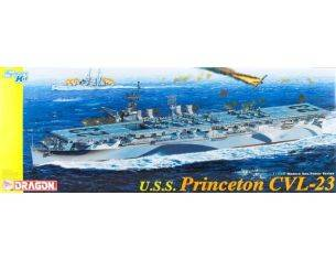 Dragon D1055 U.S.S. PRINCETON KIT 1:350 Modellino