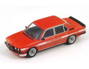 Spark Model S2803 ALPINA B7 TURBO (E12) 1978 RED 1:43 Modellino