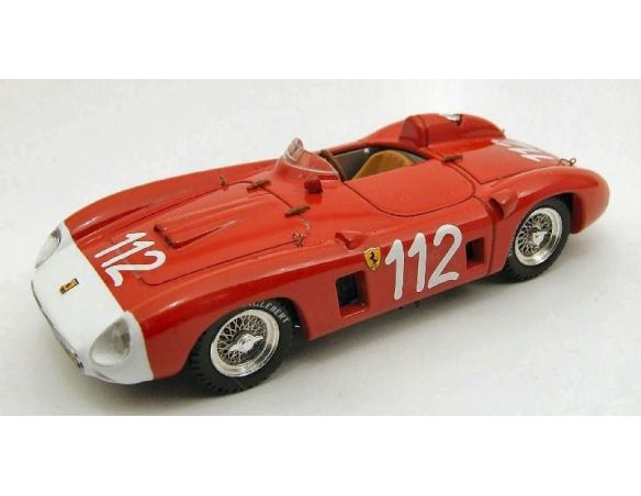 Art Model AM0197 FERRARI 860 MONZA N.112 RETIRED T.FLORIO 1956 E.CASTELLOTTI 1:43 Modellino