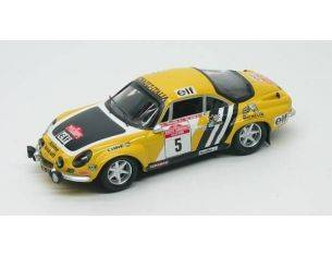 Trofeu TF0818 ALPINE A 110 N.5 3rd SAN REMO 1975 THERIER-VIAL 1:43 Modellino