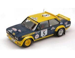 Trofeu TF1405 FIAT 131 ABARTH OLIO FIAT N.5 WINNER TDC 1977 B.DARNICHE-MAHE' 1:43 Modellino