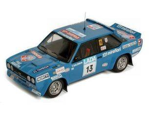 Trofeu TF1420 FIAT 131 ABARTH N.13 2nd 1000 LAGHI 1977 SALONEN-MARKKULA 1:43 Modellino