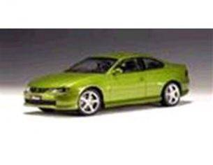 Auto Art / Gateway 73488 HOLDEN V2 MONARO METAL GREEN 1/18 Modellino