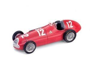 Brumm BMS055 ALFA ROMEO 158 L.FAGIOLI 1950  N.12 2nd SVIZZERA GP 1:43 Modellino