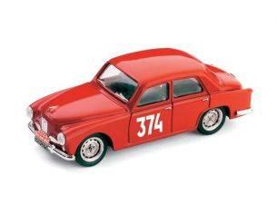 Brumm BMS057 ALFA ROMEO 1900 N.374 16th MONTE CARLO 1955 POCHON-HONORE' 1:43 Modellino