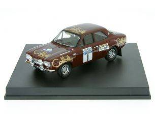 Trofeu TF0519 FORD ESCORT RS 1600 N.1 WINNER RAC 1974 MAKINEN-LIDDON 1:43 Modellino