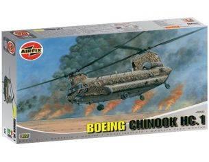 AIRFIX BOEING CHINOOK HC.1 KIT militari 1:72 Modellino