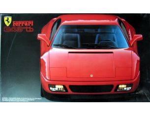 FUJIMI 12047 Ferrari 348 tb Assembly Plastic Model auto 1:24                          Modellino