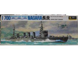 FUJIMI C055 Water Lines Series Nagara Japan Light Cruiser 1:700 kit navi Modellino