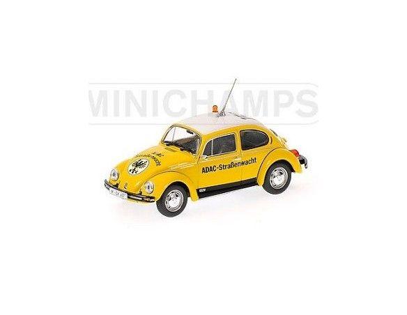 Minichamps 400057196 VW Beetle 1300 ADAC (1983) 1/43 Modellino