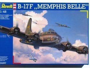 Revell 04297 B-17F Memphis Belle 1:48 kit elicottero                                             Modellino