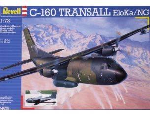 Revell 04675 C-160 TRANSALL Eloka/NG 1:48 kit elicottero Modellino