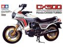 TAMIYA 14016 HONDA CX500 TURBO kit moto 1:12             Modellino