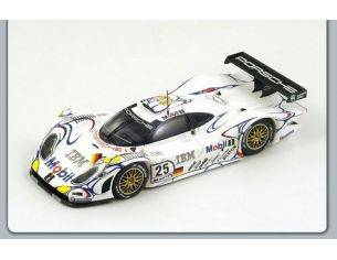 Spark Model S4180 PORSCHE 911 GT1 N.25 2nd LM 1998 MULLER-ALZEN-WOLLEK 1:43 Modellino