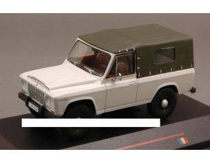 IST Models IST182 ARO 240 1972 WHITE W/SOFT TOP BLACK 1:43 Modellino