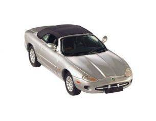 Vitesse VE25100 JAGUAR XK8 LIMITED EDITION SILVER 1/43 Modellino