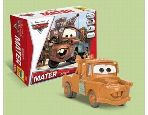 Zvezda 2011 CARS MATER CARL ATTREZZI CRICCHETTO KIT MONTAGGIO 1/43 Modellino