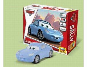 Zvezda 2015 CARS SALLY CARRERA KIT MONTAGGIO 1/43 Modellino