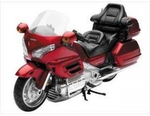 New Ray NY49243 HONDA GOLD WING RED 1:12 Moto Modellino